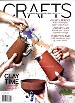 Crafts – March-April 2009