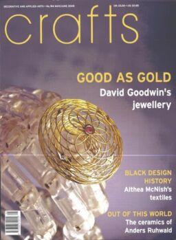 Crafts – May-June 2005