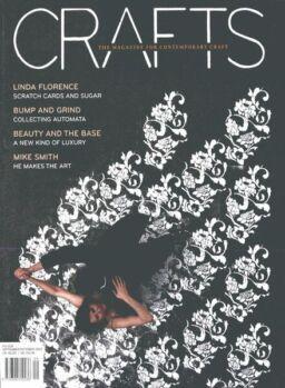 Crafts – September-October 2007