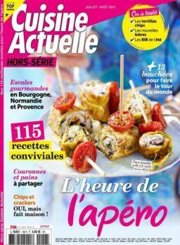 Cuisine Actuelle – Hors-Serie – Juillet-Aout 2021