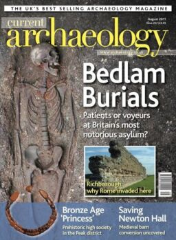 Current Archaeology – Issue 257