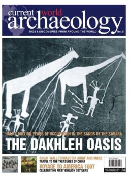 Current World Archaeology – Issue 21