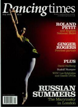 Dancing Times – July 2011