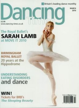 Dancing Times – March 2010