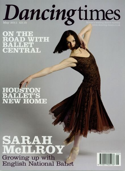 Dancing Times – May 2011 Cover
