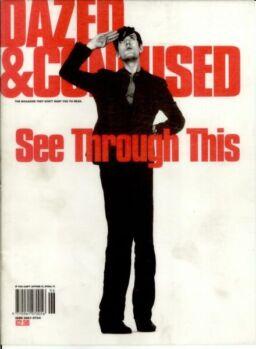 Dazed Magazine – Issue 15