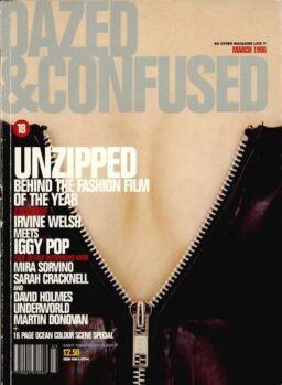 Dazed Magazine – Issue 18