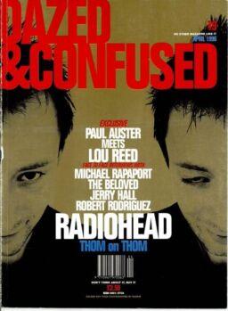 Dazed Magazine – Issue 19