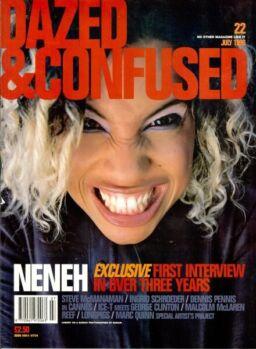 Dazed Magazine – Issue 22