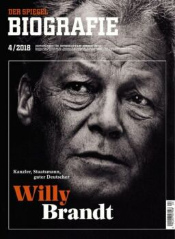 DER SPIEGEL Biografie – N 4 2018