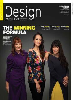 Design Middle East – June 2021