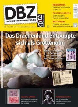 Deutsche Briefmarken-Zeitung – 11 Juni 2021