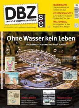 Deutsche Briefmarken-Zeitung – 25 Juni 2021