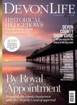 Devon Life – July 2021