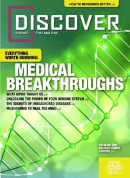 Discover – July 2021