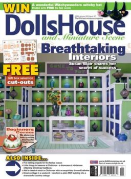 Dolls House & Miniature Scene – January 2010