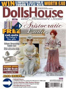 Dolls House & Miniature Scene – July 2010