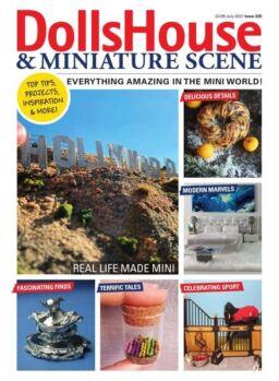 Dolls House & Miniature Scene – July 2021