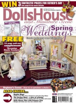Dolls House & Miniature Scene – May 2010