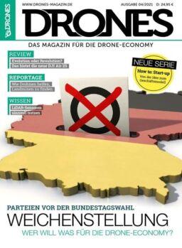 Drones – Juni 2021