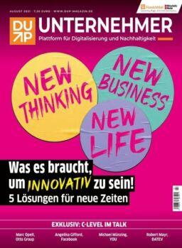 DUB UNTERNEHMER Magazin – Juni 2021