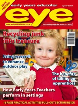 Early Years Educator – April 2015