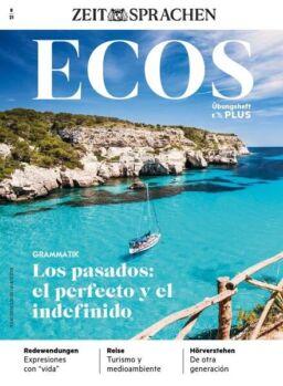 ECOS plus – August 2021