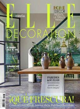 Elle Decoration Espana – julio 2021