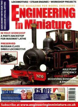 Engineering in Miniature – September 2012