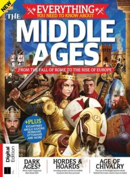 Everything You Need To Know About The Middle Ages – June 2021