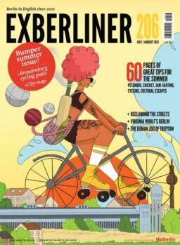 Exberliner – July 2021