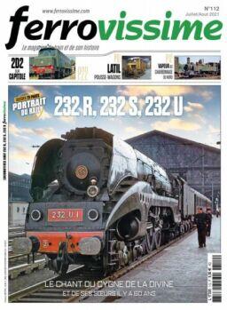 Ferrovissime – juillet-aout 2021