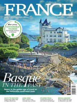 France – July 2021