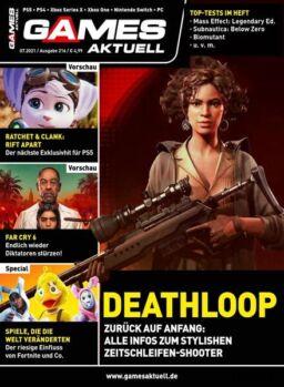 Games Aktuell – Juli 2021