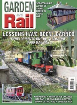 Garden Rail – Issue 323 – July 2021