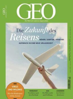 Geo Germany – Juli 2021