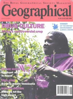 Geographical – January 1995