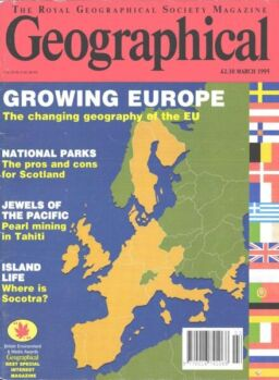 Geographical – March 1995