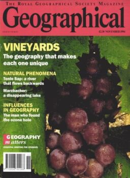 Geographical – November 1994