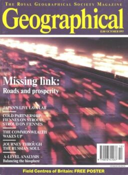 Geographical – October 1993