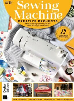 Get The Most From Your Sewing Machine – 21 June 2021
