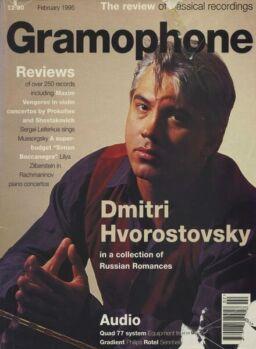 Gramophone – February 1995
