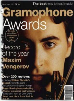 Gramophone – November 1995