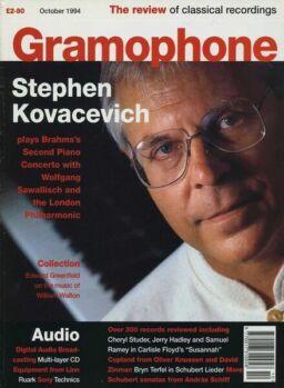 Gramophone – October 1994