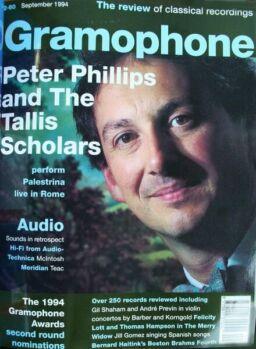 Gramophone – September 1994