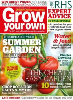Grow Your Own – August 2021