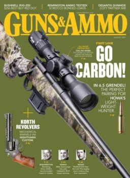 Guns & Ammo – August 2021