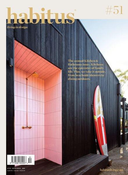 Habitus – 16 June 2021 Cover