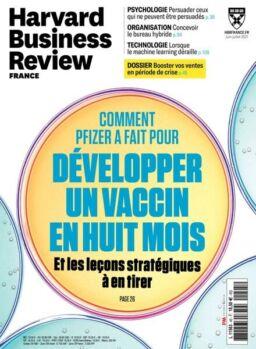 Harvard Business Review France – Juin-Juillet 2021