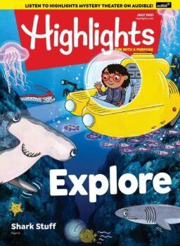 Highlights for Children – July 2021